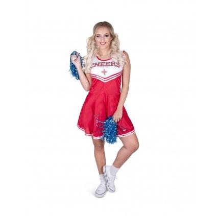 Cheerleader rood S