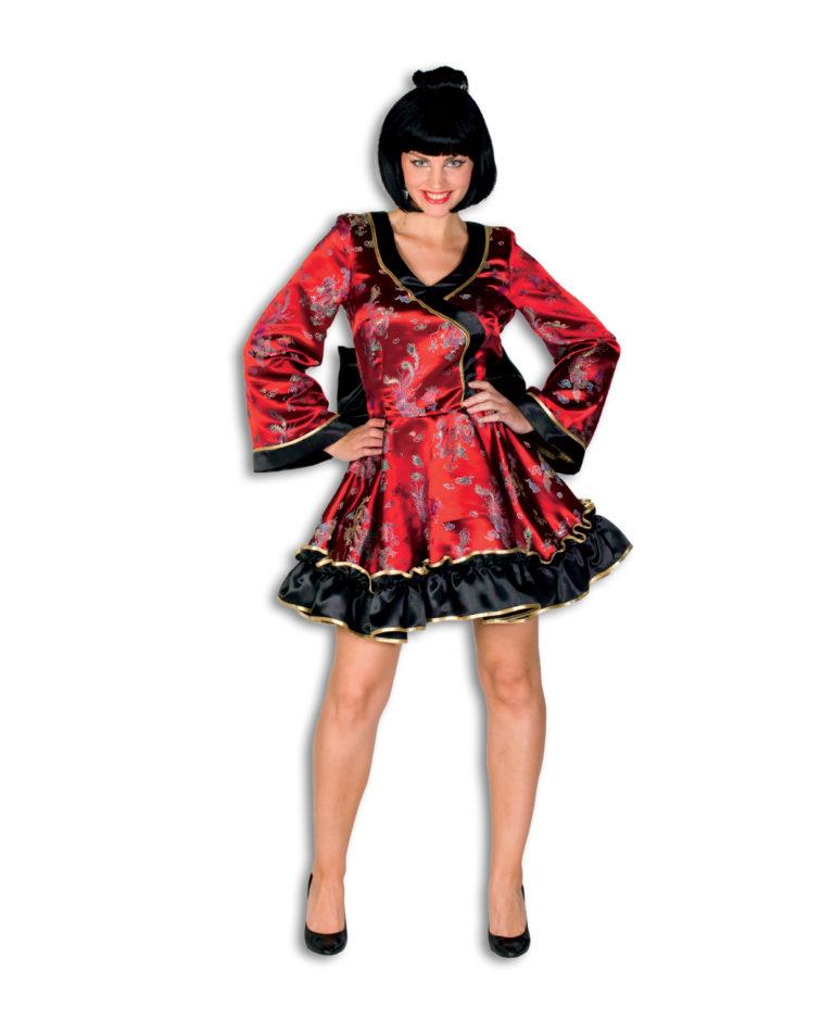 Chinese jurk sexy VERHUUR