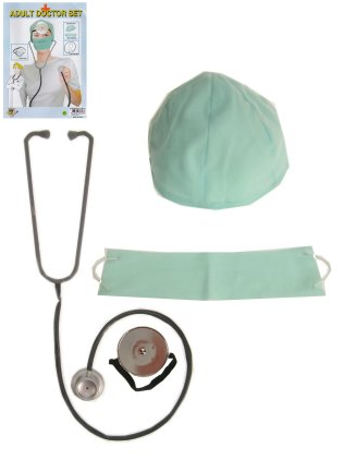 Chirurgen set