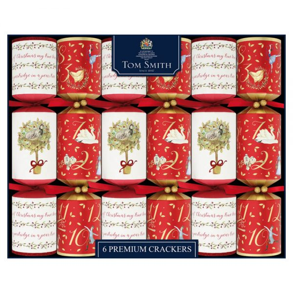 Christmas Crackers classic 6st