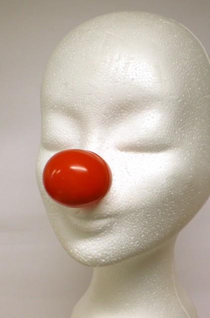 Clownsneus gewoon klem