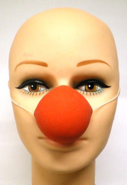 Clownsneus rubber groot