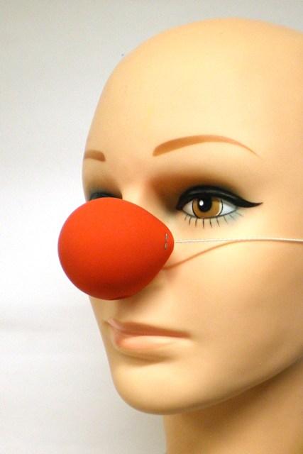 Clownsneus rubber klein