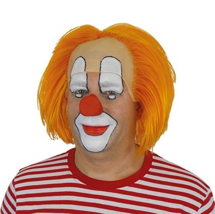 Clownspruik Bas