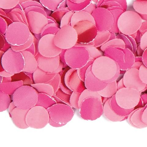 Confetti 100 gram licht roze
