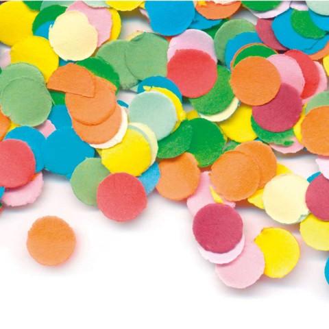 Confetti 100 gram mix kleuren