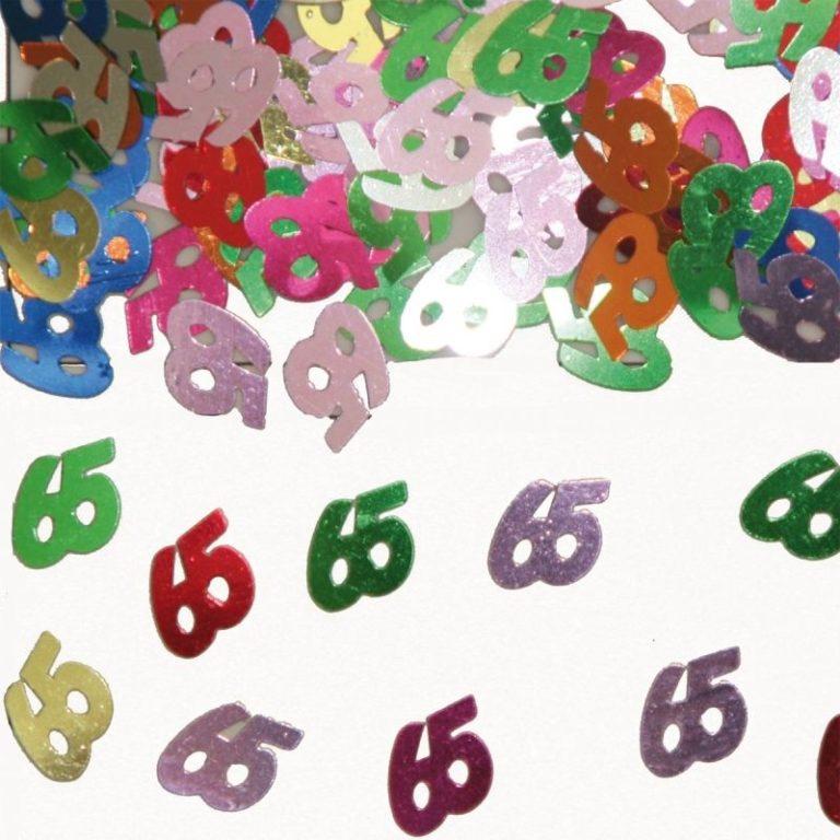 Confetti 65
