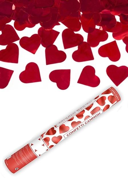 Confetti shooter harten 40cm