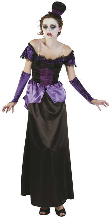 Countess viola jurk