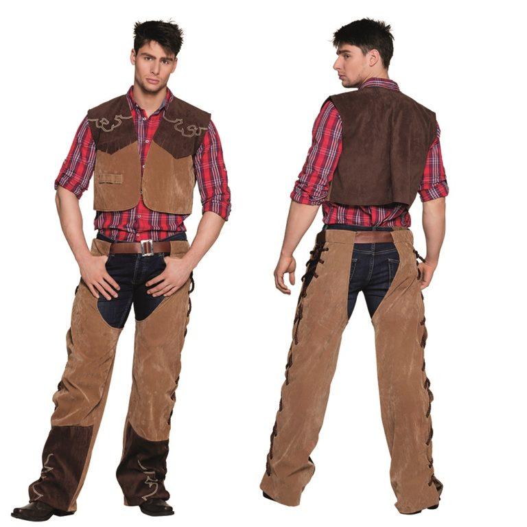 Cowboy kostuum Bruce 54-56