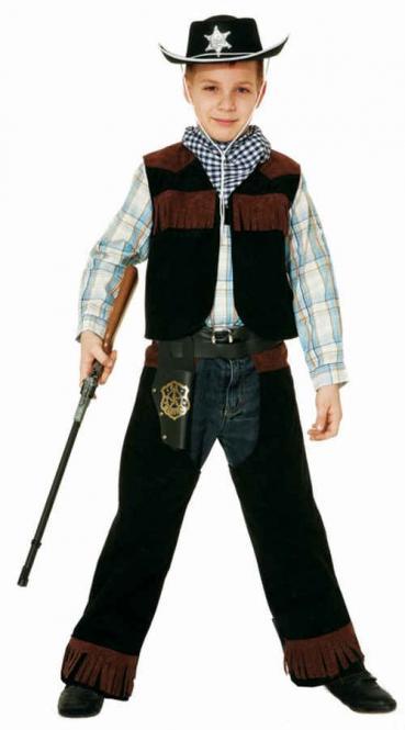 Cowboy pakje sheriff kind - 116