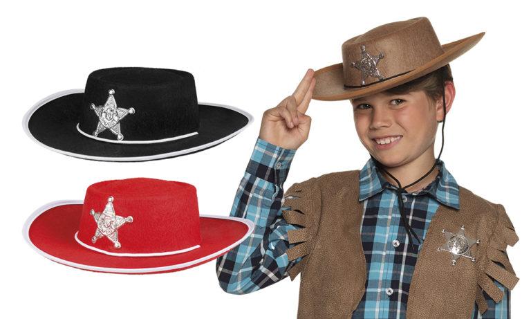 Cowboyhoed kind ass.