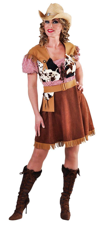 Cowgirl jurk Jessie VERHUUR