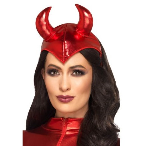 Diadeem duivel met kapje