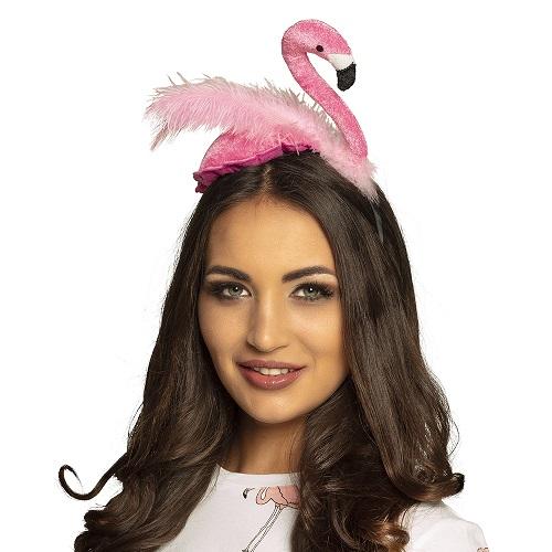 Diadeem Flamingo