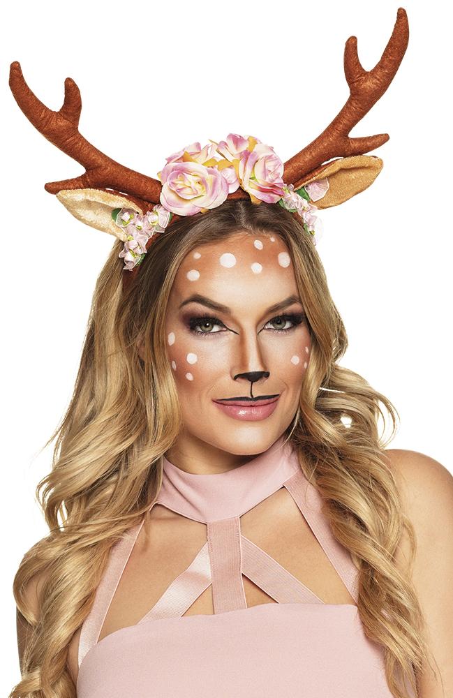 Diadeem lovely reindeer