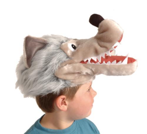 Dierenmuts wolf