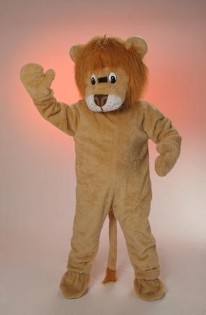 Dierenpak leeuw VERHUUR