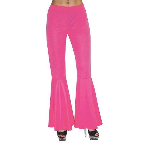 Disco broek dames roze - 36/38