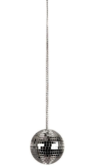 Discobal ketting 4cm