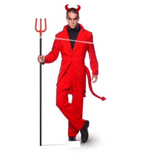 Duivel kostuum heren xl-xxl