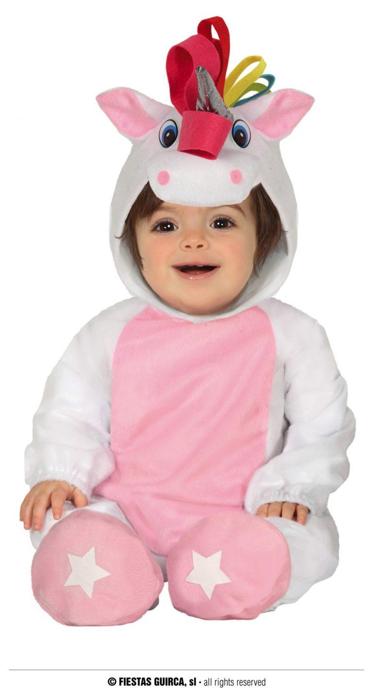 Eenhoorn baby pakje 12-24 maanden