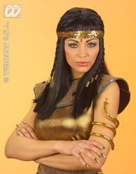 Egyptische armband slang buigbaar