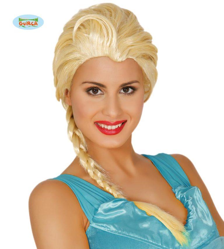 Elsa pruik