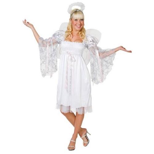 Engelen jurkje glitter OPRUIMING