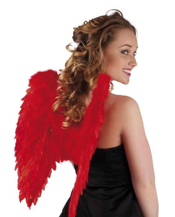 Engelenvleugels rood 50x50
