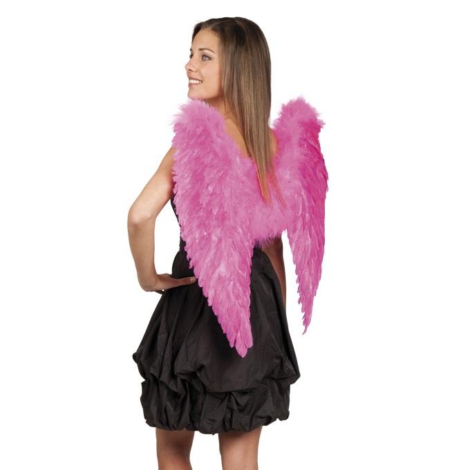 Engelenvleugels roze 65x65