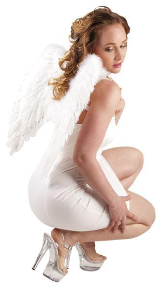 Engelenvleugels wit 50x50
