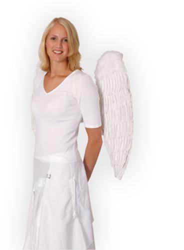 Engelenvleugels wit 87x72