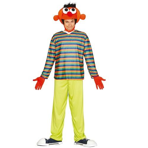 Ernie kostuum Large