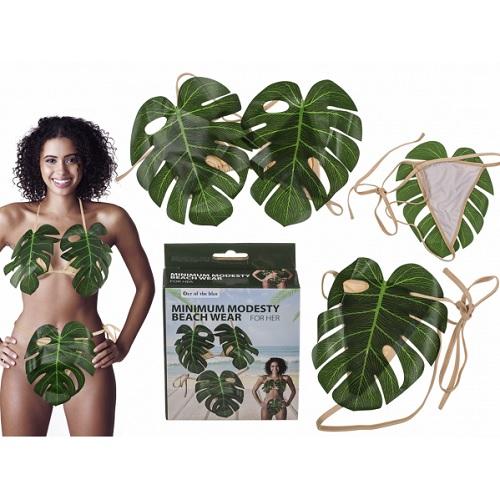 Eva kostuum met vijgenblad