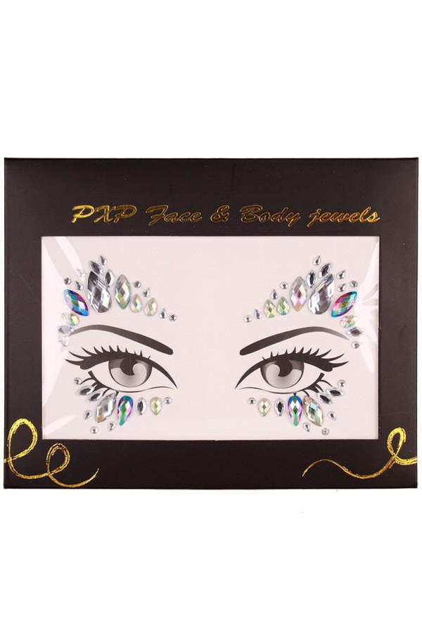 Face Jewels model N