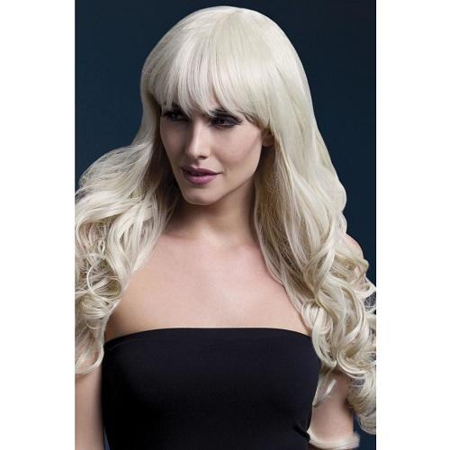 Fever pruik Isabelle blond
