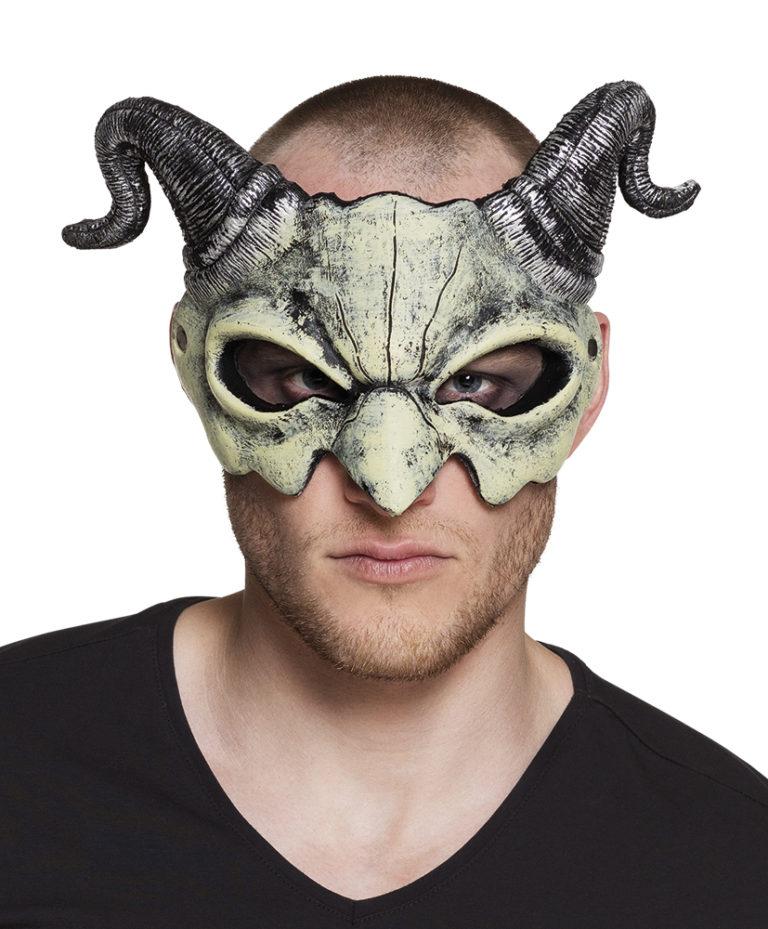 Foam masker duivel