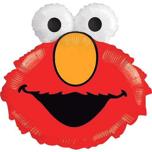 Folieballon Elmo 51cm
