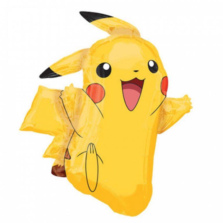 Folieballon Pikachu supershape