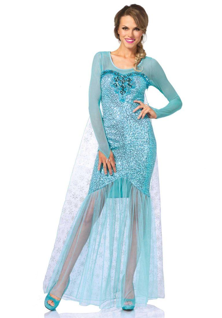 Frozen Elsa jurk VERHUUR
