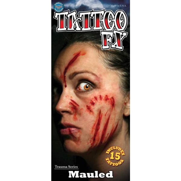 FX Tattoo Mauled