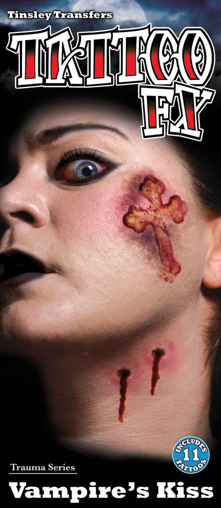 FX Tattoo Vampire Kiss