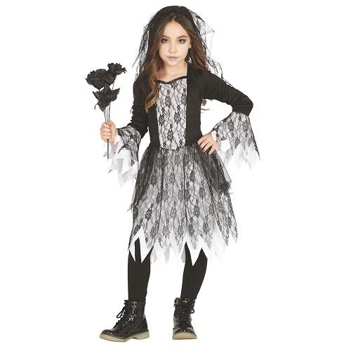 Ghost girl jurkje kids 3-4 jaar