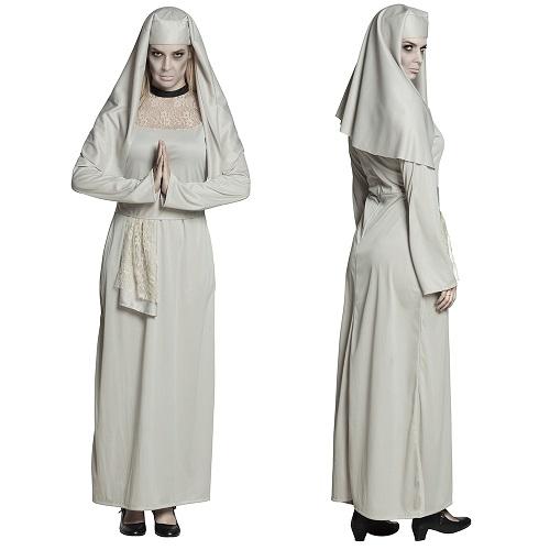 Ghost nun kostuum - 36/38