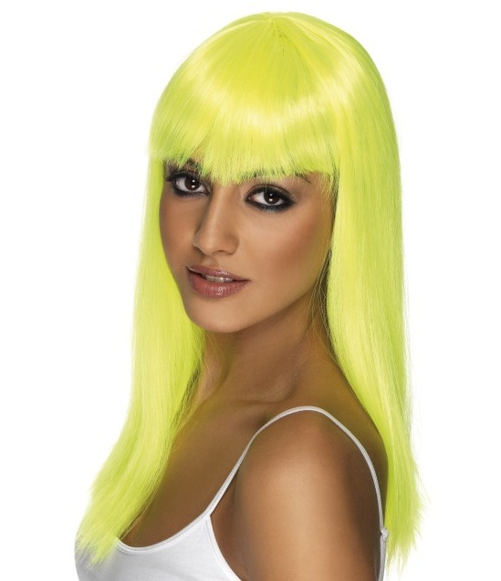 Glamourama neon geel