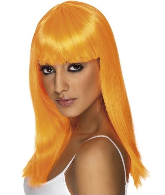 Glamourama neon oranje