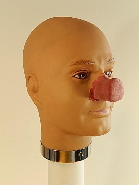 Grime neus clown vierkant 103