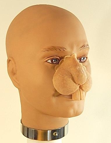 Grime neus konijn