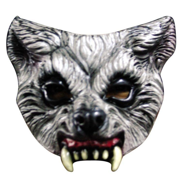 Half masker wolf